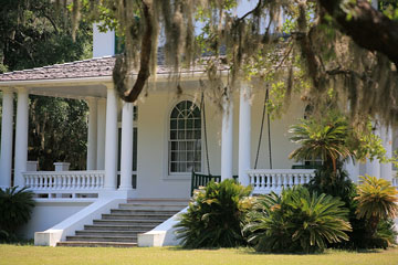 Plum Orchard Mansion, Cumberland Island, Georgia