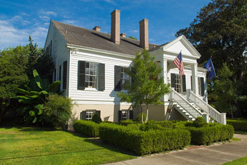 antebellum home in Natchez, Mississippi